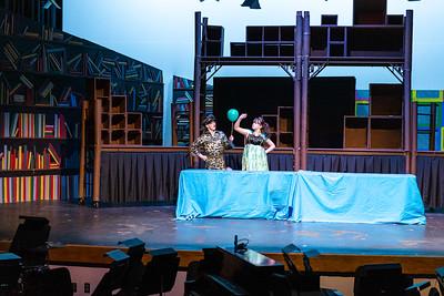Matilda - Chap Theater 2020-7