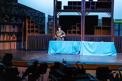 Matilda - Chap Theater 2020-1