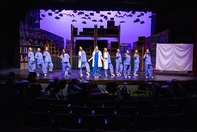 Matilda - Chap Theater 2020-28