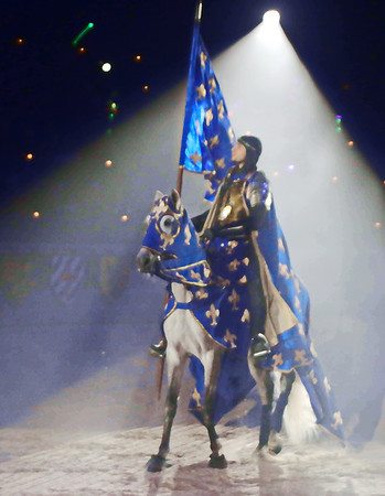 Medieval Times Dinner Show- March 27