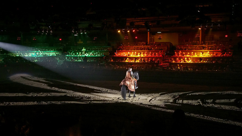 Medieval Times - 4 July 2012