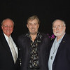 Three presidents.<br /> Sam McClelland, Graham Jones, Byron Ellison