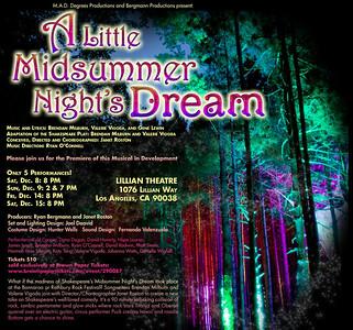 A Little Midsummer Night's Dream
