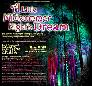 A Little Midsummer Night's Dream
