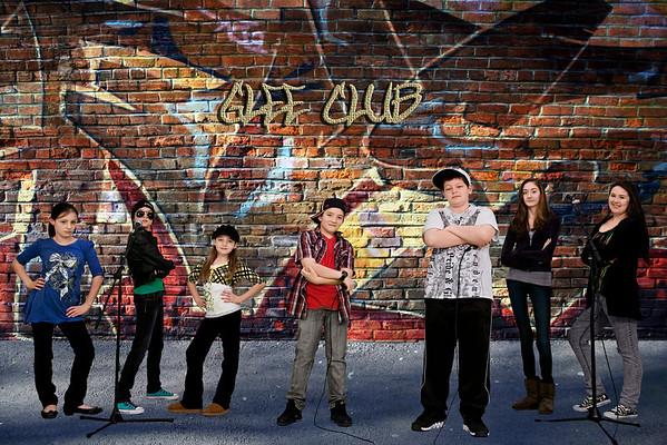 Miss Cindy's Glee Club