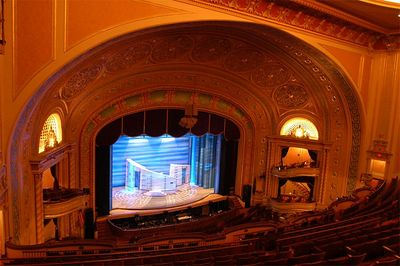 'Mamma Mia' in the Morris Center For The Performing Arts, South Bend, IN