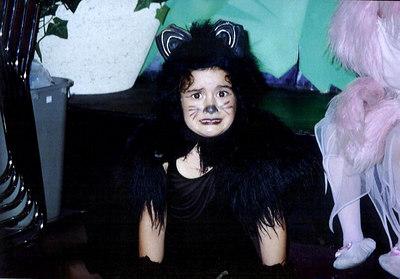 Joelle as Mel