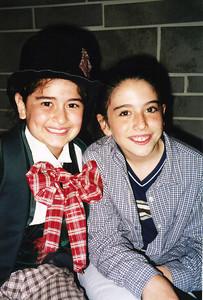 Joelle with Erin Manriquez