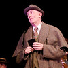 Southport Spotlights production of My Fair Lady; Dress rehearsal at the Little Theatre; Southport; United Kingdom; 06/02/2018