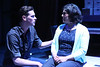 """Ryan Foizey as Gabe and Kimi Short as Diana, singing """"Catch Me, I'm Falling,"""" in New Line Theatre's """"Next to Normal,"""" 2013. Photo credit: Jill Ritter Lindberg."""