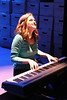 """Mary Beth Black as Natalie, singing """"Everything Else"""" in New Line Theatre's """"Next to Normal,"""" 2013. Photo credit: Jill Ritter Lindberg."""