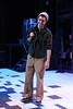 """Joseph McAnulty as Henry, in New Line Theatre's """"Next to Normal,"""" 2013. Photo credit: Jill Ritter Lindberg."""