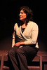 """Kimi Short as Diana, singing """"I Miss the Mountains"""" in New Line Theatre's """"Next to Normal,"""" 2013. Photo credit: Jill Ritter Lindberg."""