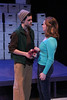 """Joseph McAnulty as Henry and Mary Beth Black as Natalie, in New Line Theatre's """"Next to Normal,"""" 2013. Photo credit: Jill Ritter Lindberg."""