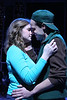 """Mary Beth Black as Natalie and Joseph McAnulty as Henry, in New Line Theatre's """"Next to Normal,"""" 2013. Photo credit: Jill Ritter Lindberg."""