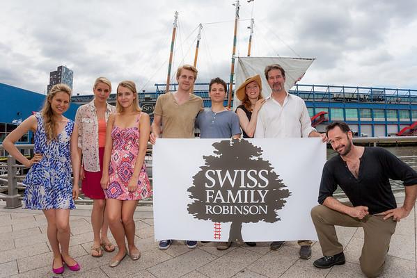 Swiss Family Robinson edits