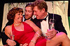 """Publicity Photo """"Murder at Howard Johnson's"""" Northside Theatre Company"""
