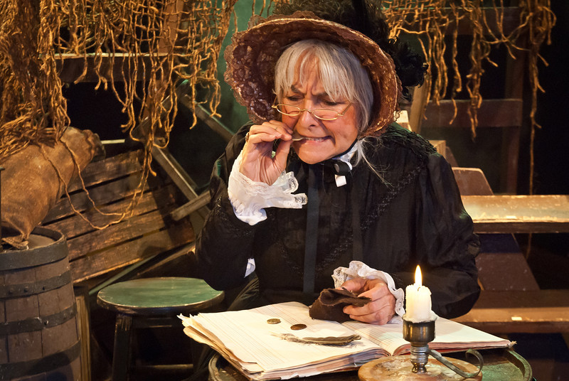 Northside Theatre's Christmas Carol 2011, Lillian Bogovic