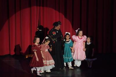 Nutcracker Ballet Show Kennett 2008