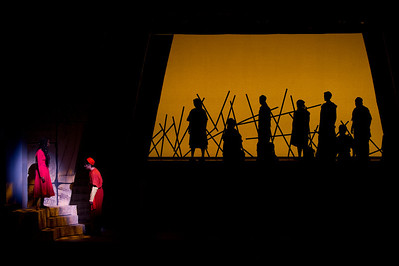 Nyack H S Production of Aida, March 14, 2014 Performance