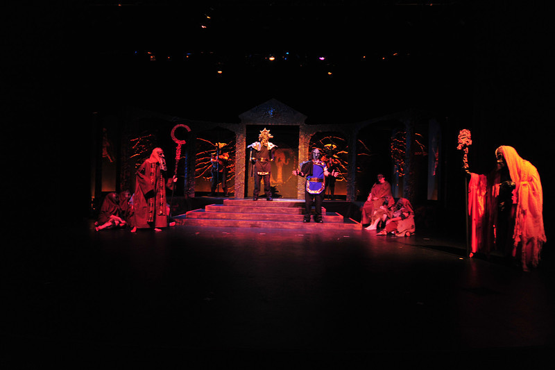 Oedipus Rex at Northeast State