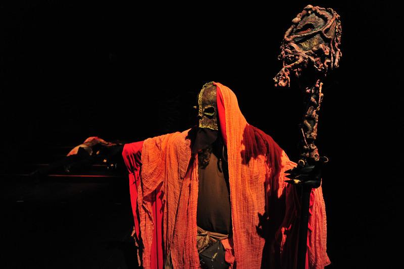 Oedipus Rex at Northeast State