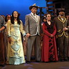 BOST production of Oklahoma; Dress rehearsal; Littler Theatre Southport; United Kingdom; 25/05/2018
