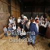 BOST production of Oklahoma; Cast pics; Southport; United Kingdom; 22/04/2018
