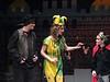 Dominick Strecher, Annie Bielinski and Danielle Odelson.