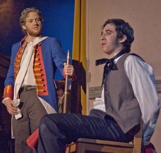 Brian Hart & Billy Geltzeiler (Jean Valjean & Javert)