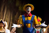 Pinocchio, played by Zach Cahill, wants to be a real boy.