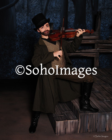 Fiddler on the Roof Portraits 2015