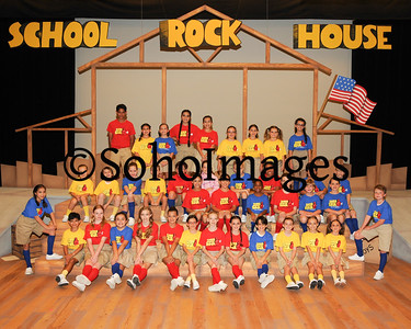 School House Rock Portraits 2015