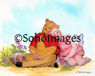 Winnie the Pooh Portraits 2015