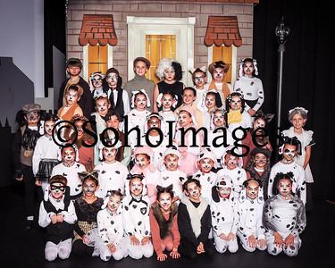 101 Dalmatians Portraits 2016