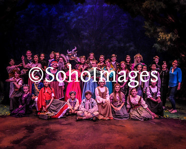 Into the Woods Festival  Performance 2016