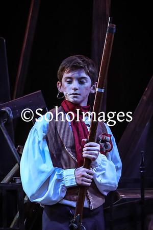 Les Misérables Performance 2016
