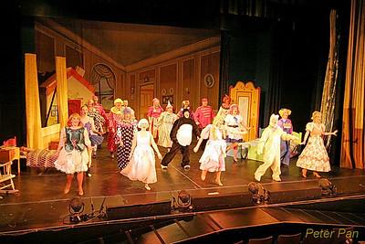 Peter Pan: All Souls Dramatic Club Panto 2009