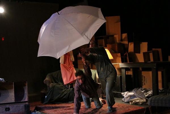 Peter Pan - Alumni Theatre Project Winter 2012