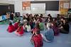 Moosonee Cree Opera Pimooteewin: Bishop Belleau Separate School: Workshop with soprano Xin Wang and senior kindergarten through grade 3 students