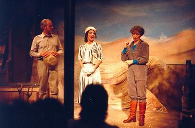 1988 - Pocket Sandwich Theatre: The Mummy's Revenge