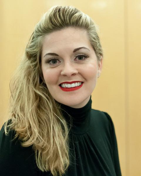 Charlene Sloan plays Ruth
