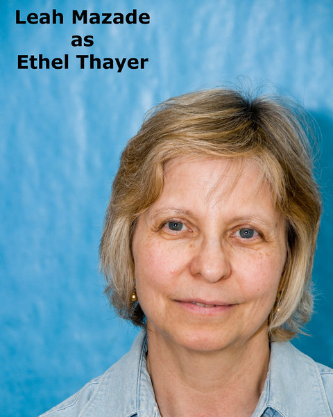 Leah Mazade as Ethel Thayer