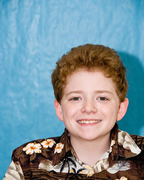 Zachary Pinkham as Billy Ray