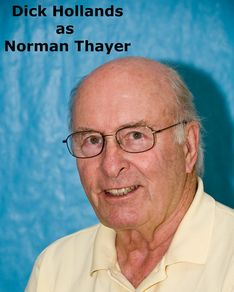 Dick Hollands as Norman Thayer
