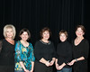 Wendy Katzen, Tricia Weiler, Joy Gerst, Colleen Healy, and Melanie Williams