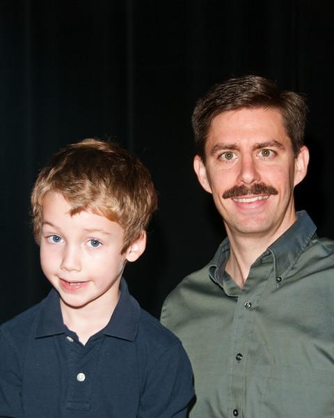 Sean Healy and Brian Polk