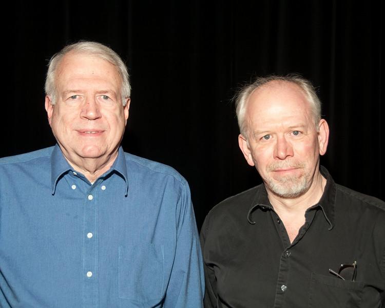 Gordon Kiefer and Tom McRoberts