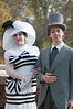 Mary Wakefield (Eliza Doolittle) and Phil McLoed (Freddy Gynsford-Hill)