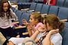 Adrienne Kafka, Tara Shepherd, and Grace Benninghoff